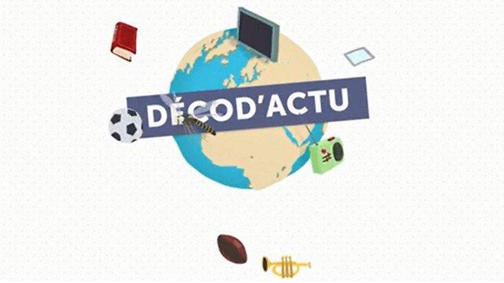 Décod'actu : la websérie pour comprendre l'actu en 2 minutes 30