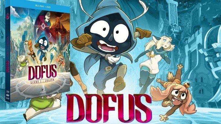 « DOFUS – Livre 1 : Julith »  : le DVD et Blu-Ray disponibles
