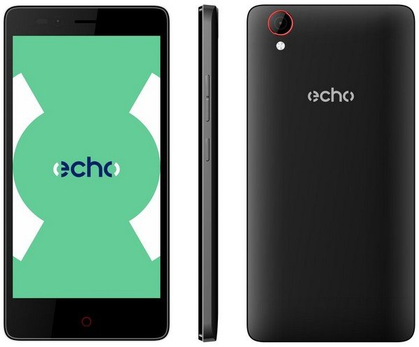 echo smartphone 4g
