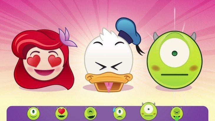 Emoji Blitz, le jeu mobile pour gagner des emojis Disney !