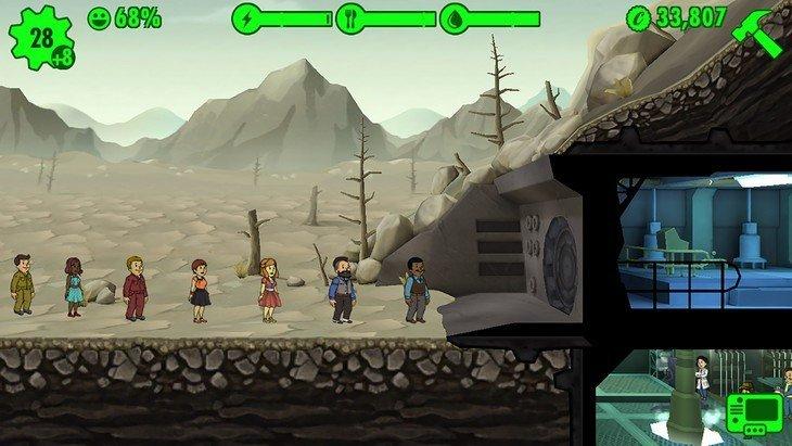 Le génial jeu Fallout Shelter dispo gratuitement sur PC !