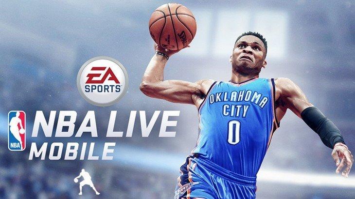 NBA Live Mobile  : le meilleur jeu gratuit de basket-ball sur mobile ?