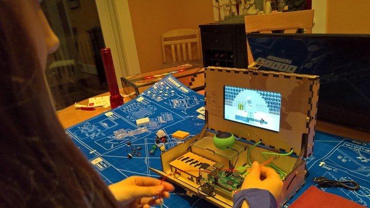 Piper : construis ton ordinateur avec Minecraft et Raspberry Pi !