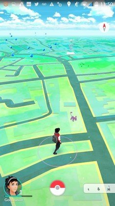 Pokemon Go maps