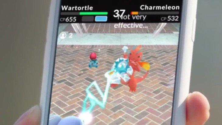 Pokemon Go : les Pokemons envahissent le monde réel !