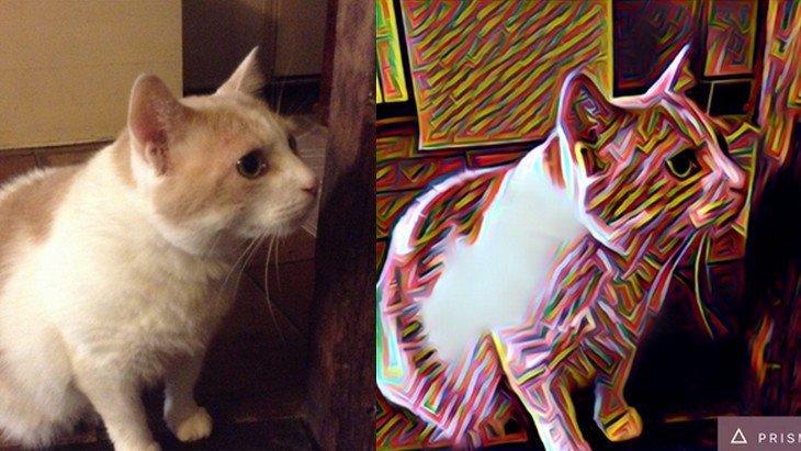 Avec Prisma, tes photos deviennent des tableaux de maîtres sur ton iPhone
