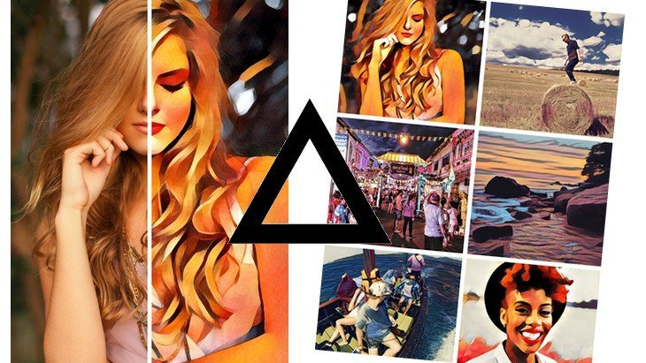Prisma, l'application de retouche photo, arrive sur Android