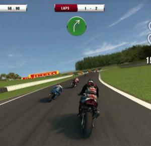 SBK16 : le jeu de course de moto sur tablette et smartphone