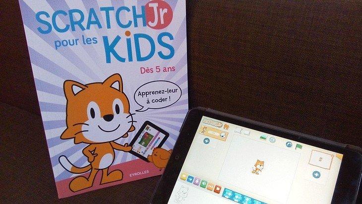 SCRATCHJr pour les kids : le livre pour débuter la programmation informatique