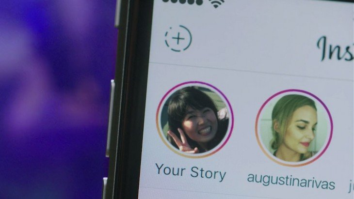 Instagram copie Snapchat avec « Instagram Stories »