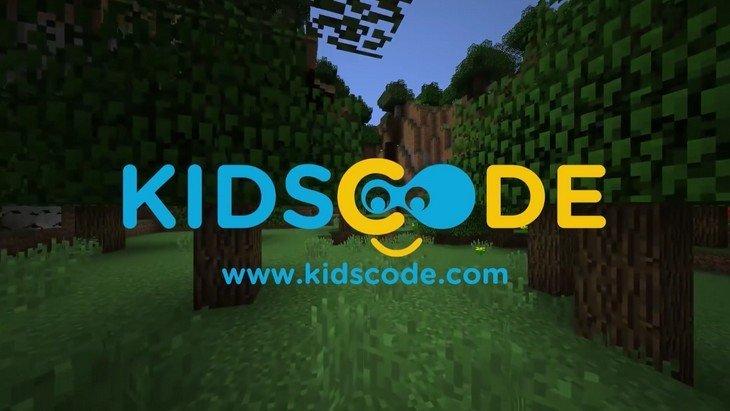Kidscode : apprendre devient un jeu avec Minecraft !