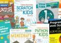 20 livres pour apprendre à coder pour les enfants et ados