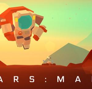 Mars: Mars : explore la planète rouge sur ton smartphone, enfin, essaye...