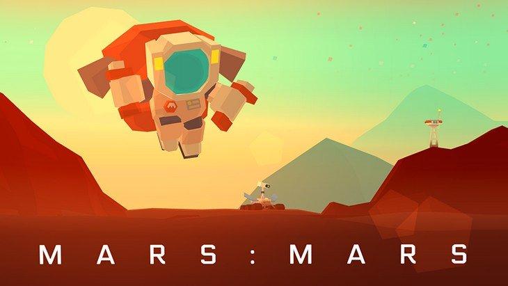 Mars: Mars : explore la planète rouge sur ton smartphone, enfin, essaye…