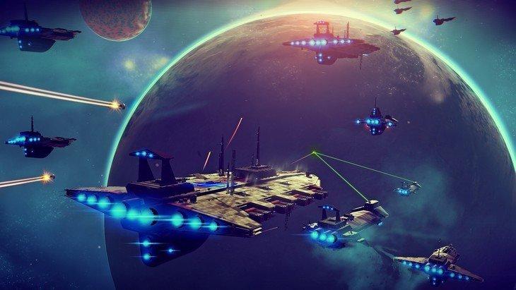 No Man's Sky, la plus belle balade cosmique sur PS4 et PC