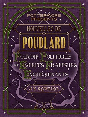 Nouvelles de Poudlard  Pouvoir Politique