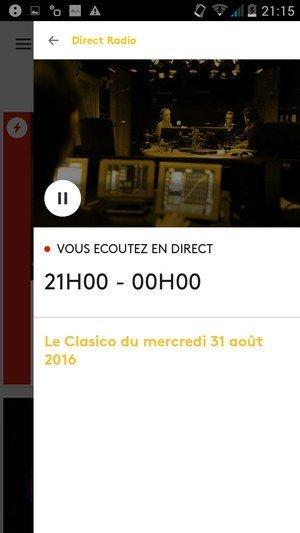 franceinfo radio direct