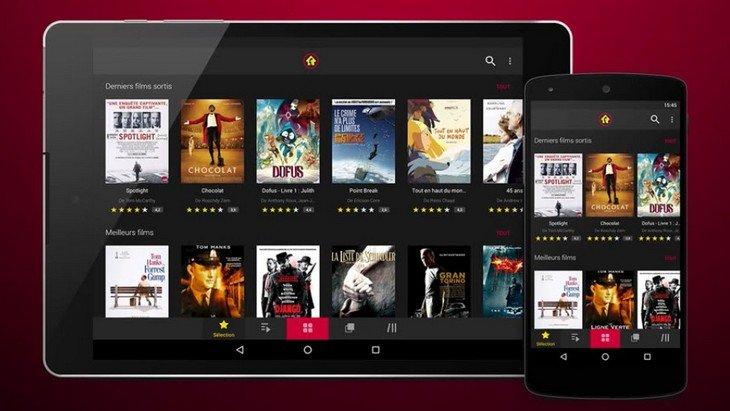 AlloCiné Home : l'appli pour les fans de séries et de cinéma