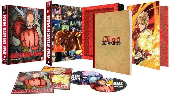 Coffret DVD One-Punch Man