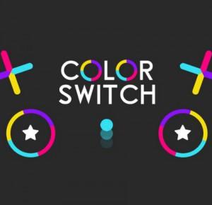 Le jeu mobile du jour : Color Switch (Android, iOS)