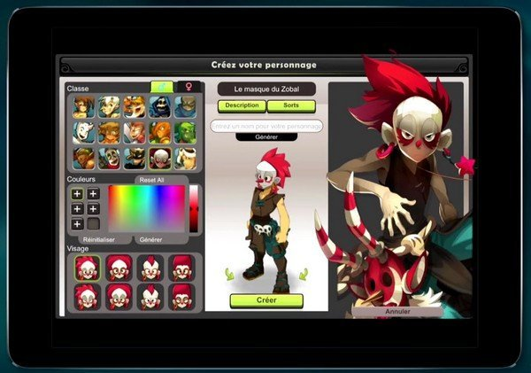 Dofus Touch Gameplay