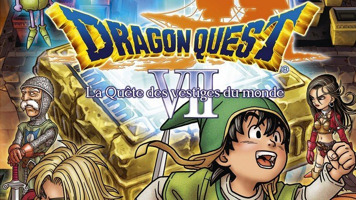 Dragon Quest VII sur Nintendo 3DS, c'est enfin possible !