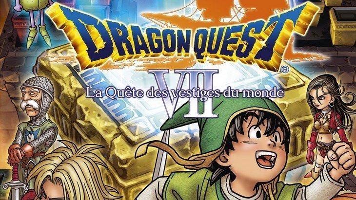 Dragon Quest VII sur Nintendo 3DS, c'est enfin possible !