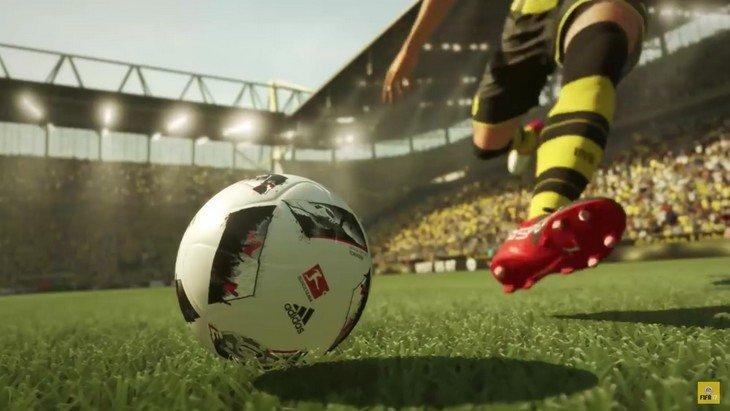 FIFA 17 : la démo dispo dès le 13 septembre
