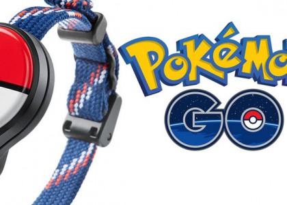 Pokémon GO Plus : le bracelet connecté disponible en France