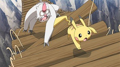 Pokemon Generations Screenshot