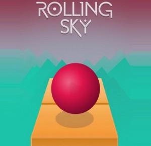 Le jeu mobile du jour : Rolling Sky (Android, iOS)