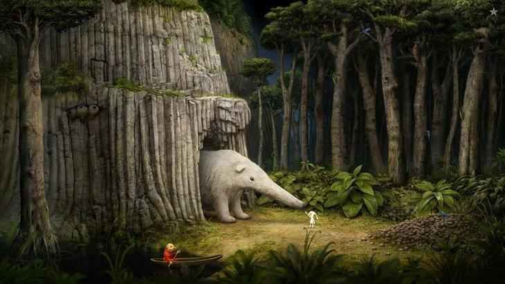 Samorost 3 : un magnifique jeu d'aventure (iPhone / iPad)