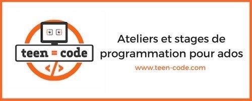 Teen-Code publicité