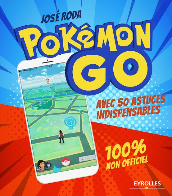 Pokemon Go ebook éditions Eyrolles