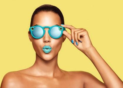 Spectacles : les lunettes connectées très cools de Snapchat