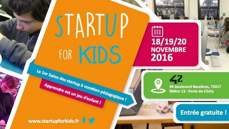 Startup for Kids - events