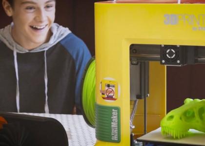 Quelle imprimante 3D pour débuter (spécial Noël…)