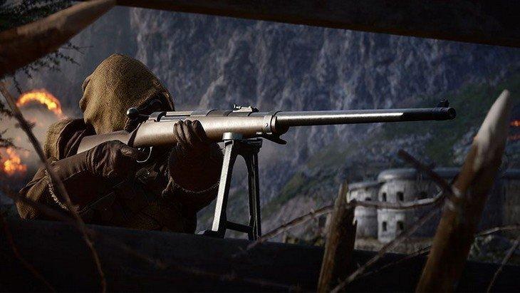 Battlefield 1 arrive sur Xbox One, PS4 et PC