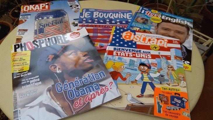 Comment comprendre les élections américaines ? Il y a des magazines pour ça !