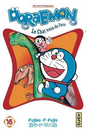Doraemon v.16 cover