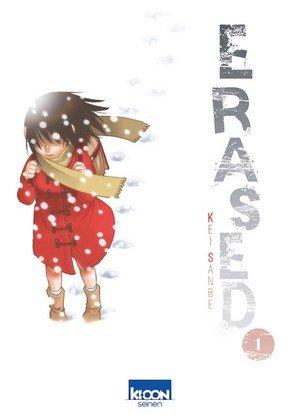 Erased, vol.1 manga