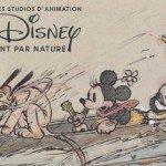 Affiche expo Art Ludique sur Disney