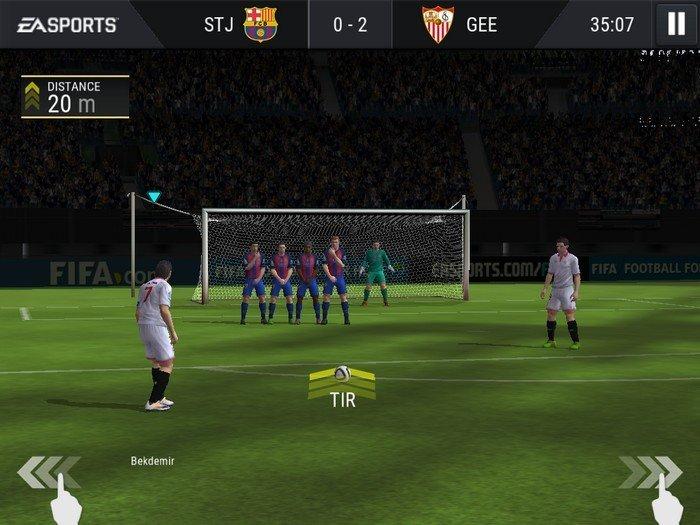 FIFA Mobile Un jeu de football réinventé pour jouer partout