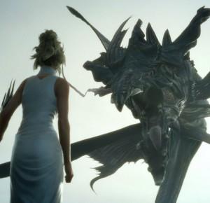 Final Fantasy XV se dévoile au Paris Games Week