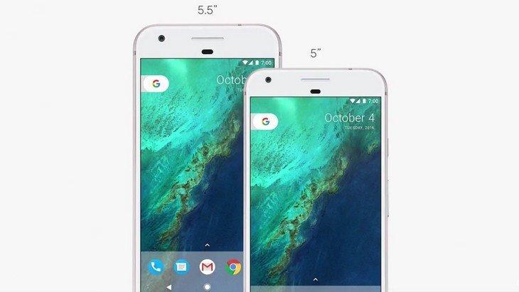Pixel, le smartphone de Google pour contrer l'iPhone 7