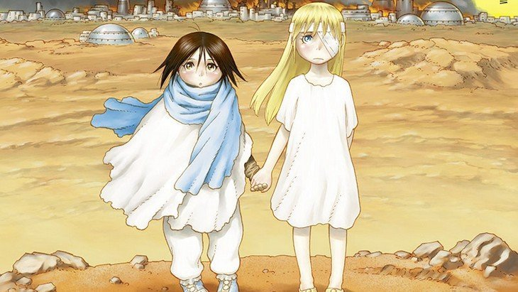 Gunnm – Mars Chronicle : le grand retour du manga culte
