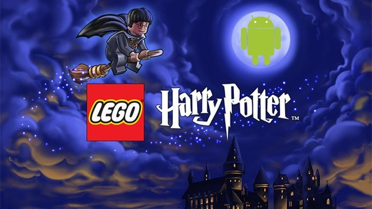 LEGO Harry Potter : le jeu disponible sur Android !