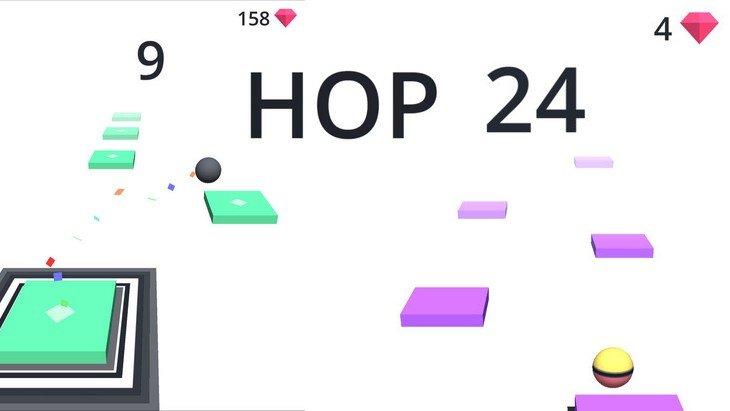 Le jeu mobile du jour : Hop (Android, iOS)