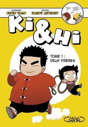 Ki & Hi - deux frères - tome 1