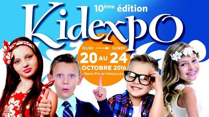 Kidexpo et son Kid's Lab : le rendez-vous des enfants du 20 au 24 octobre